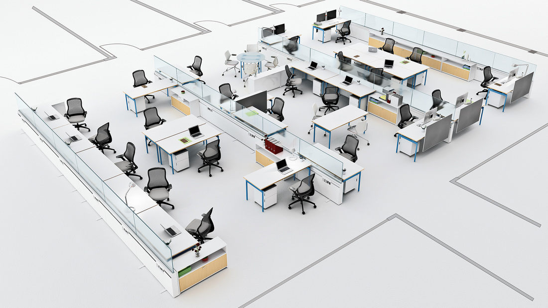 Design for Office space planning ideas